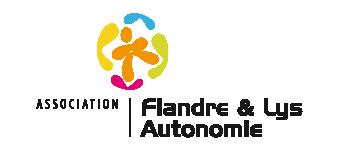 ASSOCIATION FLANDRE ET LYS AUTONOMIE - logo AF&LA