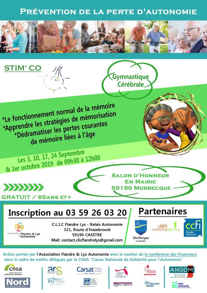 Des ateliers mémoire sur les communes de Caëstre, Morbecque, Armentières et Wemaers-Cappel à partir de Septembre.